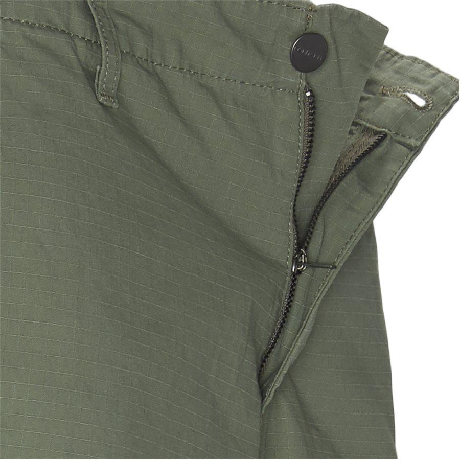 REGULAR CARGO PANT-I015875 - Cargo Pants - Bukser - Regular - DOLLAR GREEN RINSED - 4